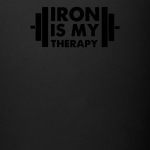 Iron is My Therapy - Full Color Mug