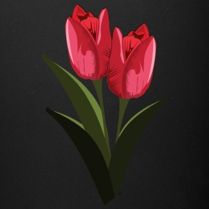 Red Tulips - Full Color Mug