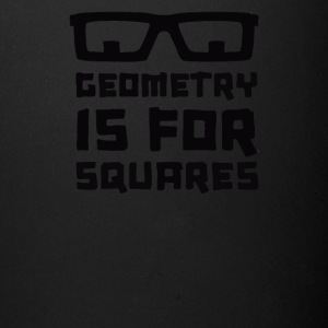 Geometry Is For Squares - Full Color Mug
