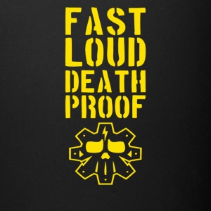 Fast loud death proof - Full Color Mug