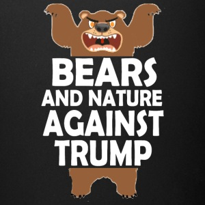 TRUMPBEARSw - Full Color Mug