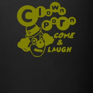 Clown Porn Come Laugh - Full Color Mug