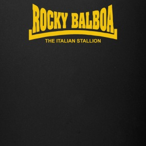 Rocky Balboa The Italian Stallion - Full Color Mug