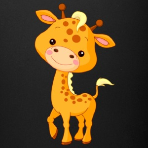 baby giraffe - Full Color Mug