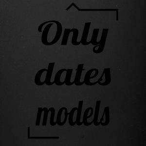 Only dates models - Full Color Mug