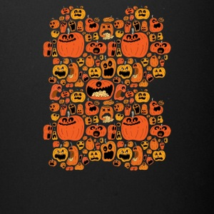 Pumpkin Pattern - Full Color Mug