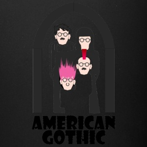 american gothic - Full Color Mug