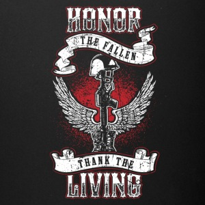 Honor The Fallen! USA Patriot! - Full Color Mug