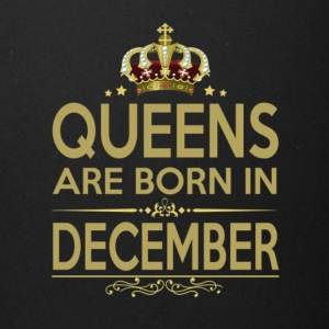 QUEENS ARE BORN IN DECEMBER - Full Color Mug