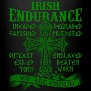 Irish Endurance We Are Proud T Shirt - Full Color Mug