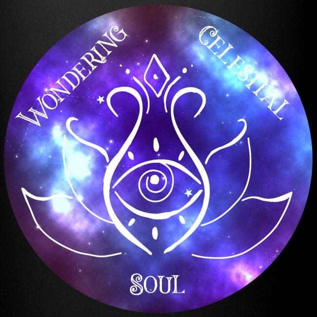 Colourful Wondering Celestial Soul Logo