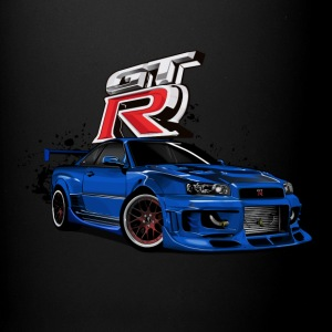 NISSAN GT-R R34 - Full Color Mug
