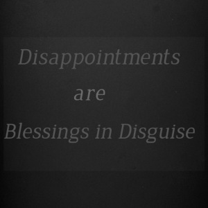 Disappointments are blessings in disguise - Full Color Mug