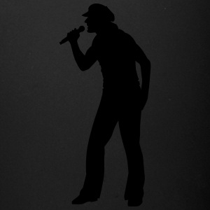 Singer and Dancer Silhouette vector design - Full Color Mug