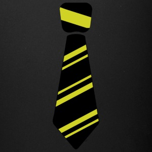 Neck tie yellow - Full Color Mug