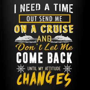 On A Cruise Shirt - Full Color Mug