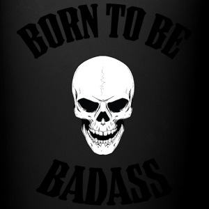 BORN TO BE BADASS - Full Color Mug