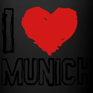 I LOVE MUNICH - Full Color Mug