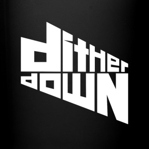 Dither Down - Full Color Mug