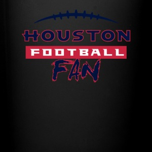 Houston Football Fan - Full Color Mug