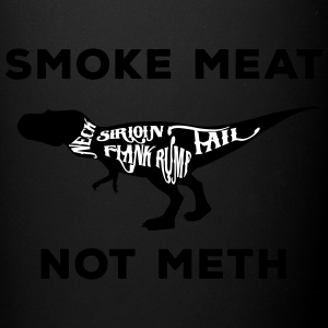Smoke meat not meth T-rex edition - Full Color Mug