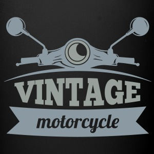 Vintage Motorcycle - Full Color Mug
