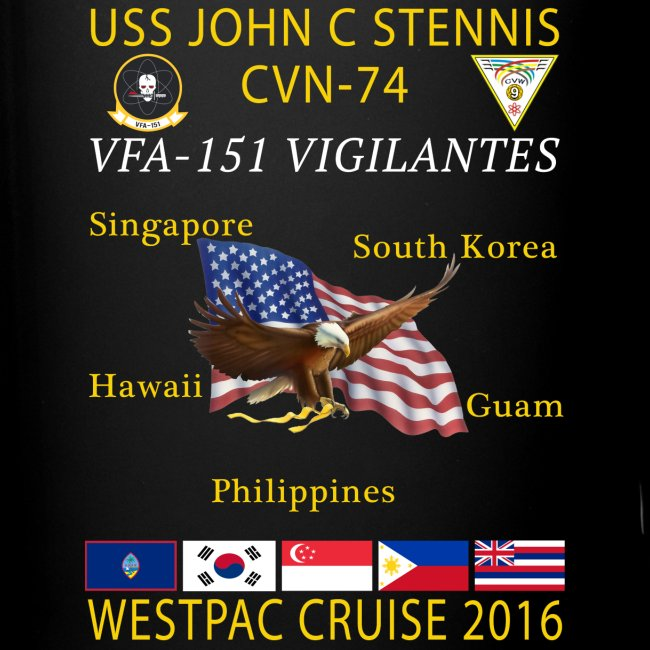 STENNIS VFA151 2016 CRUISE png