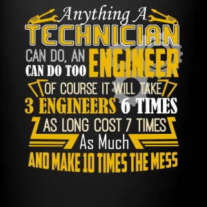 Technician Shirt - Full Color Mug