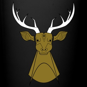 Wild deer - Full Color Mug