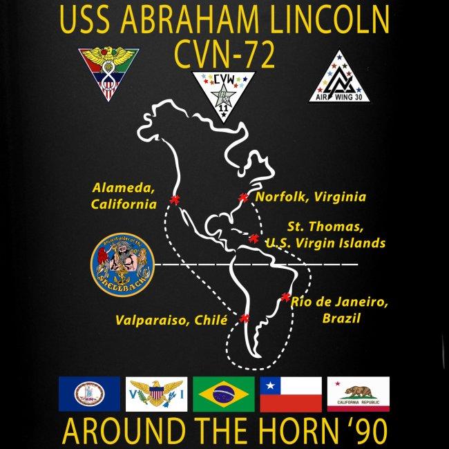 ABE 90 - around the horn