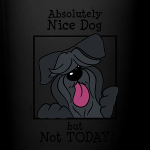 Absolutely nice dog, but not today! - Full Color Mug