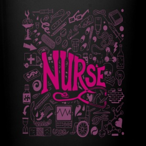 Nurse - Full Color Mug