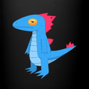 Blue Lizard - Full Color Mug