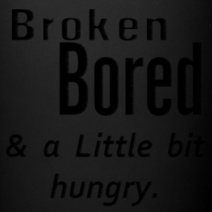 Broken bored - by Fanitsa Petrou - Full Color Mug