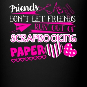 Scrapbooking Paper Shirt - Full Color Mug