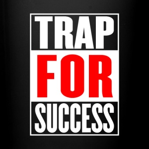 trap_for_succes_for_black_tshirt - Full Color Mug