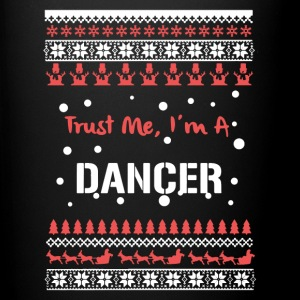 Dancer Christmas Shirt - Full Color Mug