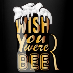 Wish you were beer! - Full Color Mug