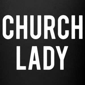 Church Lady Shirt - Full Color Mug