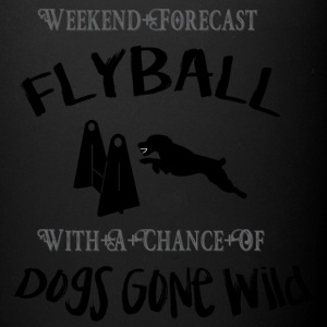 Flyball Weekend Forecast - Full Color Mug