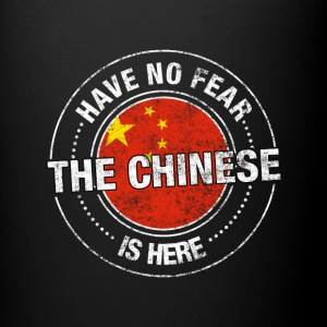 ChineseHave No Fear The Chinese Is Here - Full Color Mug