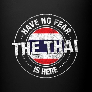 Have No Fear The Thai Is Here - Full Color Mug