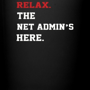 Relax Net Admin's - Full Color Mug