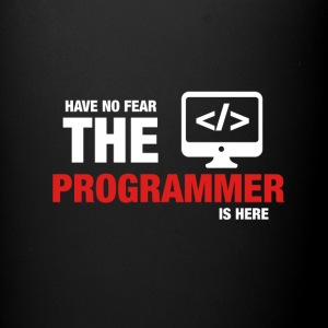 Have No Fear The Programmer Is Here - Full Color Mug