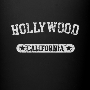 Hollywood California - Full Color Mug