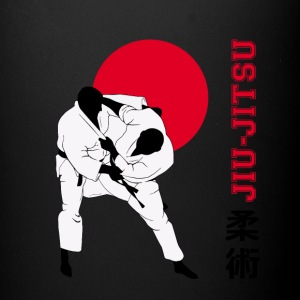 jiu-jitsu japanese martial arts - Full Color Mug