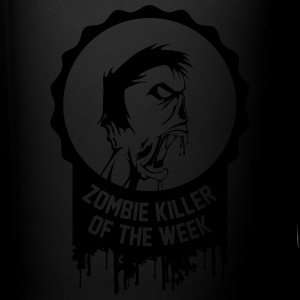 Zombie killer of the week award - Full Color Mug