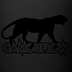 Camouflow Panther Logo - Full Color Mug
