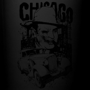 Chicago-gangster-Al Capone-cool-machine - Full Color Mug