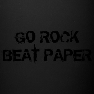 Go Rock Beat Paper Remix - Full Color Mug